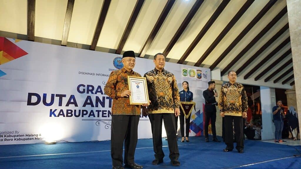 Grand Final Duta Anti Narkoba Kabupaten Malang 2019