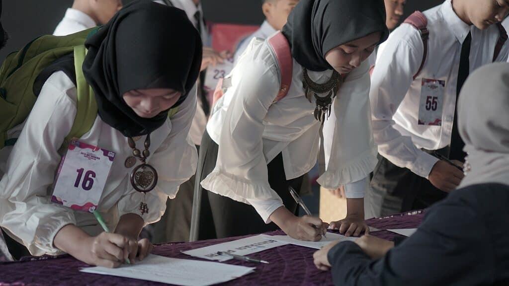 Seleksi Duta Anti Narkoba Kabupaten Malang 2019