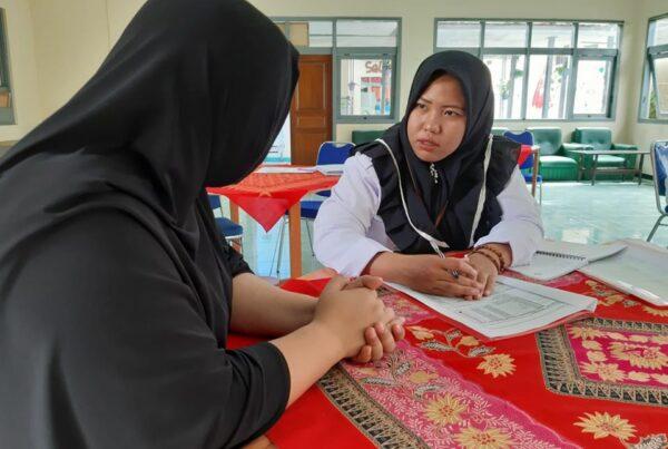 Asesmen Awal Residen Rehabilitasi Sosial Lapas Perempuan Klas IIA Malang