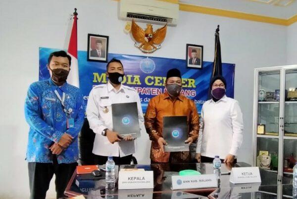 Kerja Sama BNN Kabupaten Malang dengan Bawaslu Kabupaten Malang