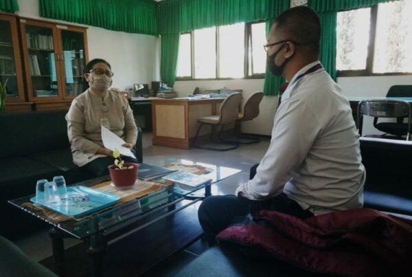 Koordinasi Perjanjian Kerja Sama dengan RSJ Dr. Radjiman Wediodiningrat Lawang