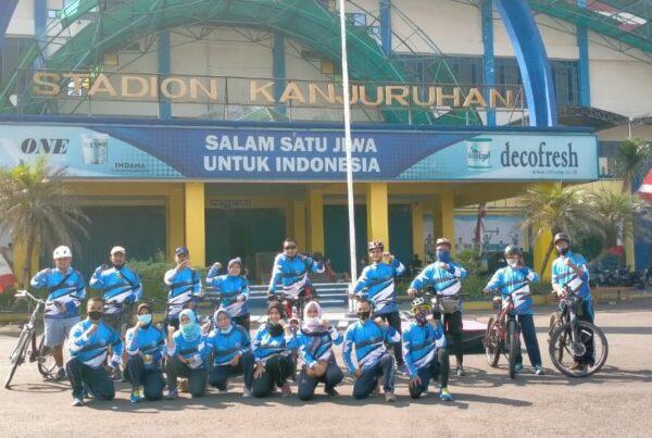 Jumat Sehat ala BNN Kabupaten Malang