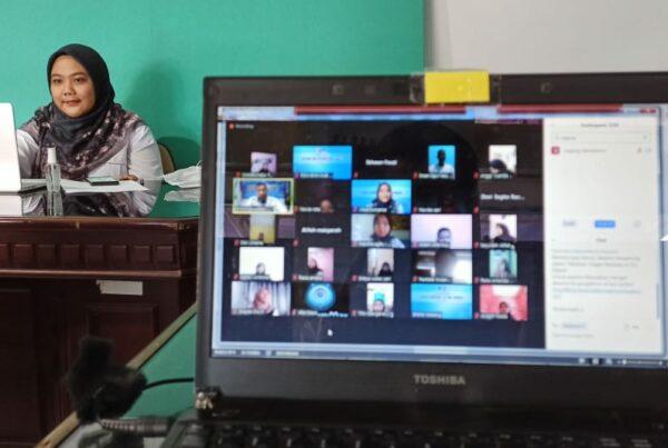 Talkshow P4GN Cegah Narkoba Di Era Digital