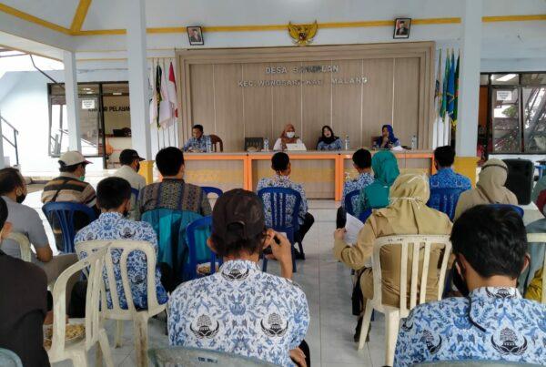 Asistensi Program Penguatan Ketahanan Keluarga Desa Bangelan