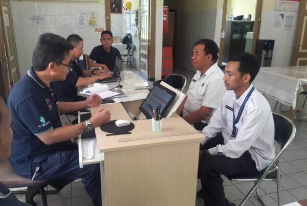 Bimbingan Teknis Lembaga Rehabilitasi Instansi Pemerintah