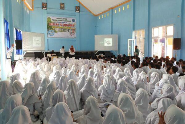 Diseminasi Informasi P4GN di Lingkungan Pendidikan