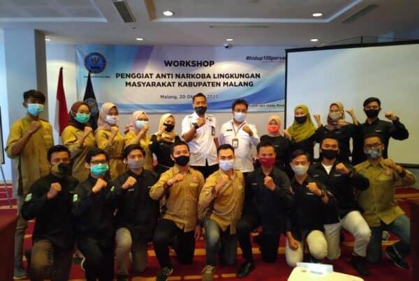 Workshop Penggiat Anti Narkoba kepada Kader Genre