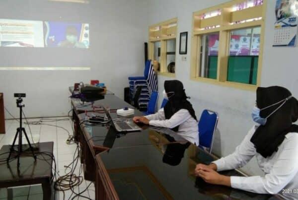 Virtual Meeting Persiapan Audit Tahap I