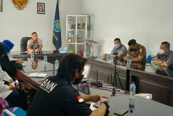 Rapat Koordinasi Tingkat Kabupaten