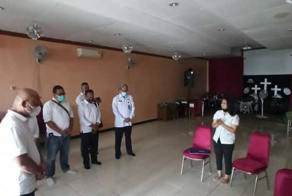 Perayaan Paskah Bersama Jajaran BNNP Jawa Timur