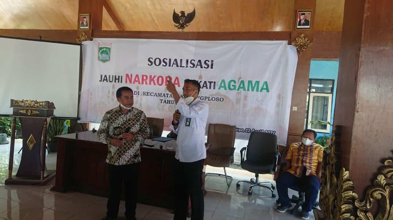 Bersama DPRD Kabupaten Malang gelorakan War On Drugs di Karangploso