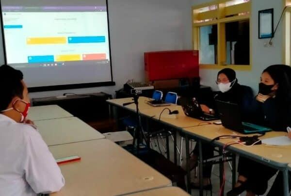 Uji Coba Aplikasi Karya Mahasiswa Polinema