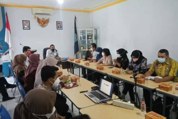 Rapat Koordinasi RAN P4GN bersama OPD Kabupaten Malang