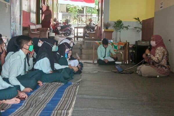 Sosialisasi P4GN di SMA Islam Diponegoro Wagir