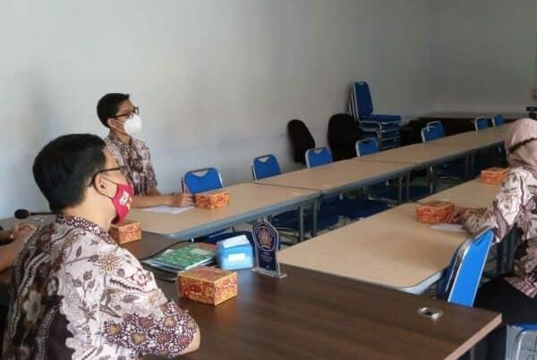 Virtual Meeting Supervisi dan Asistensi Pelaksanaan Program Ketahanan Keluarga Soft Skill dan Remaja Teman Sebaya